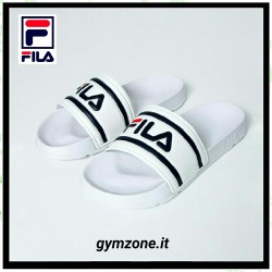 FILA ciabatte logo slippers morro 2.0