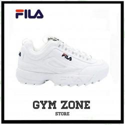FILA disruptor lpw 1010302 white